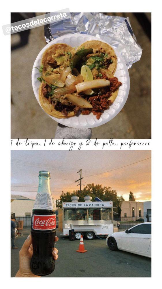 Tacos de La Carreta: 1101 Tennessee St, Vallejo, CA