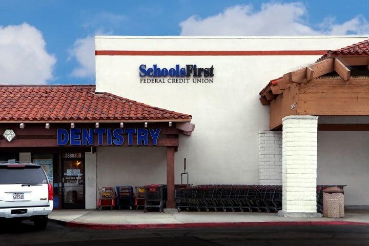 SchoolsFirst Federal Credit Union: 26892 S La Paz Rd, Aliso Viejo, CA