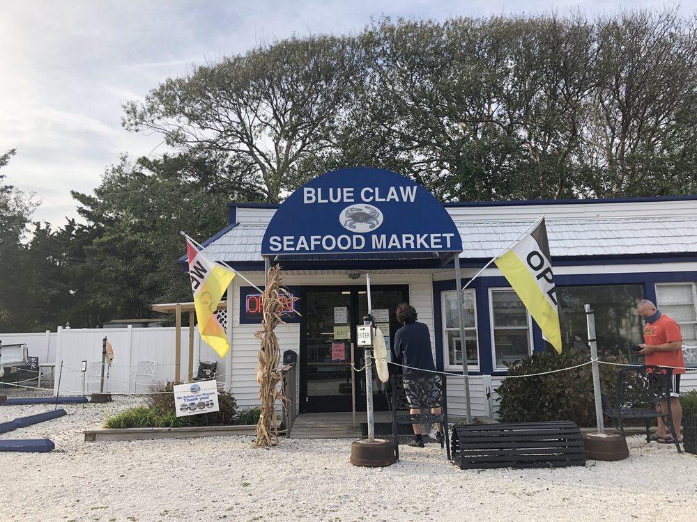Blue Claw Seafood Market: 1103 Long Beach Blvd, Surf City, NJ