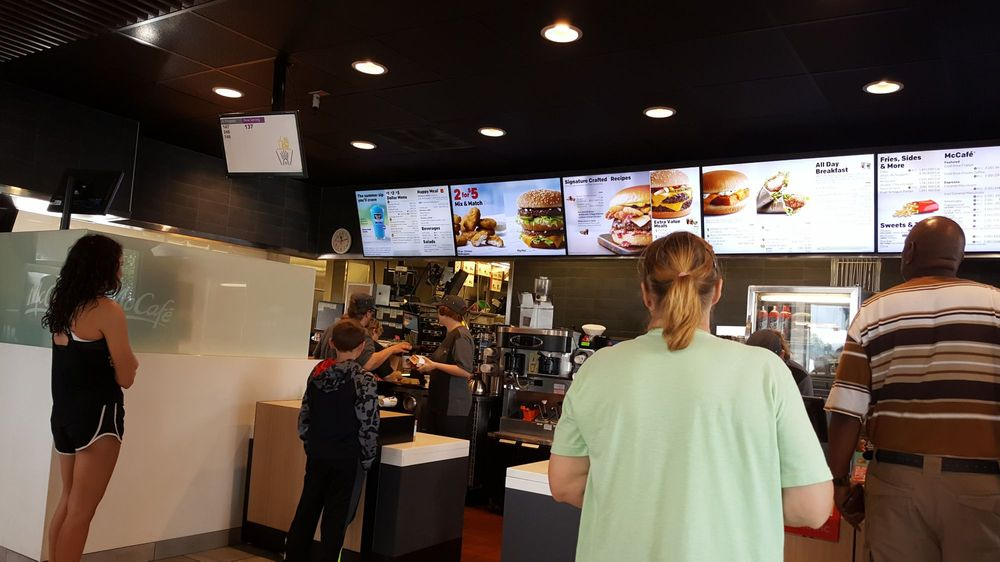 McDonald's: 15286 M60, Tekonsha, MI