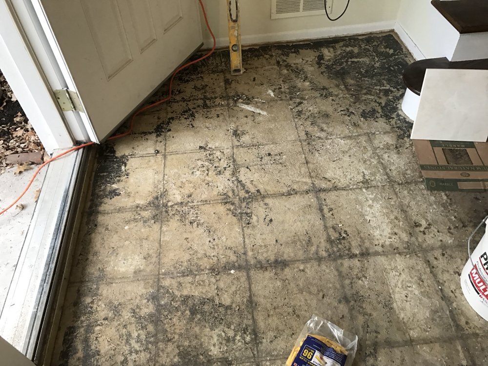 Photo Of Dean Contracting Group Berkeley Heights Nj United States Removed Old