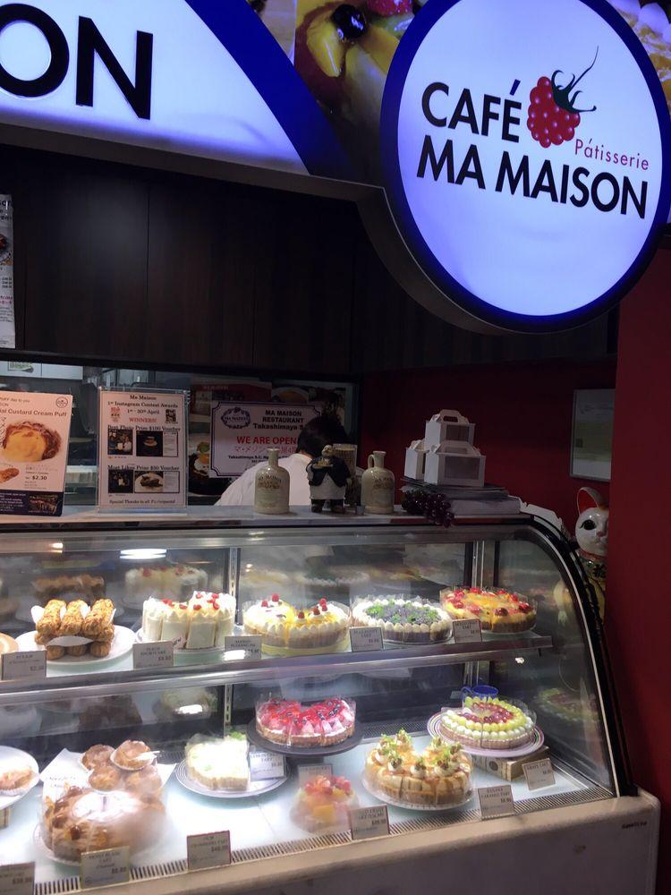 Café Ma Maison Singapore