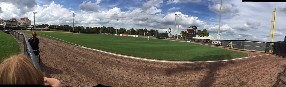 Jay Bergman Field At Ucf Baseball Complex