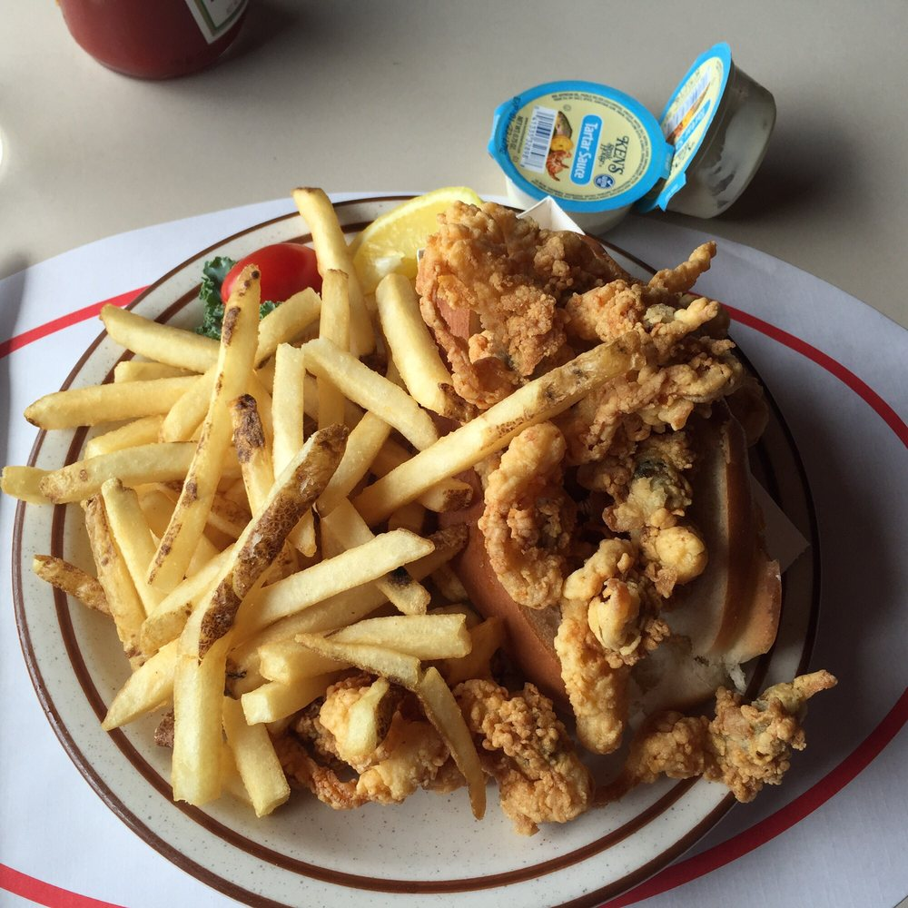 Fried clam roll - Yelp