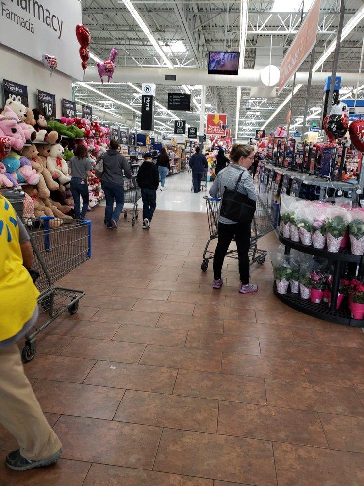 Walmart Supercenter: 4200 Dillon Dr, Pueblo, CO