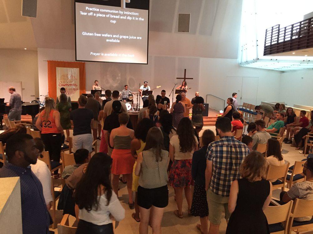 The Table Church: 945 G St NW, Washington, DC, DC