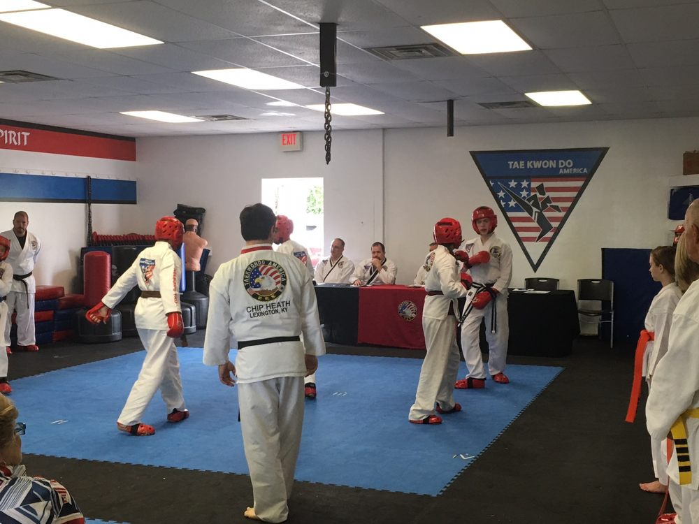 Nelson's Martial Arts: 3146 Mapleleaf Dr, Lexington, KY