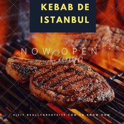 2 Kabab De Istanbul