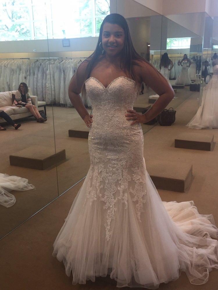 Brides by demetrios 35 reviews bridal 3280 peachtree for Wedding dress cleaning atlanta