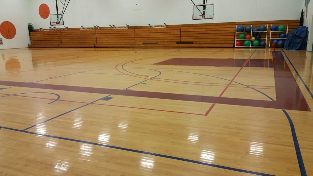 Clark Fitness Center