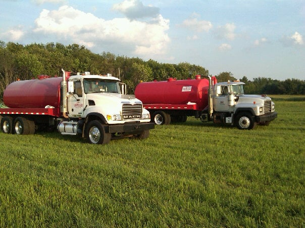 Fred's Septic Service: 1521 Bank St, Atwater, OH