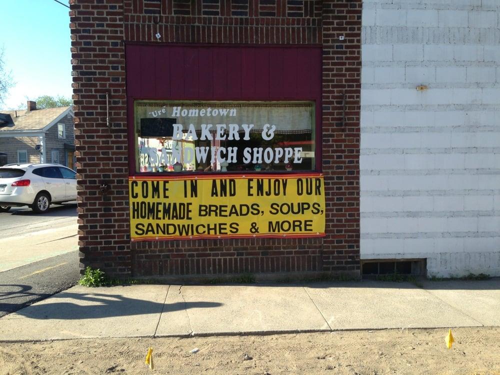 Ure Hometown Bakery & Sandwich Shop: 56 Main St, Hudson Falls, NY
