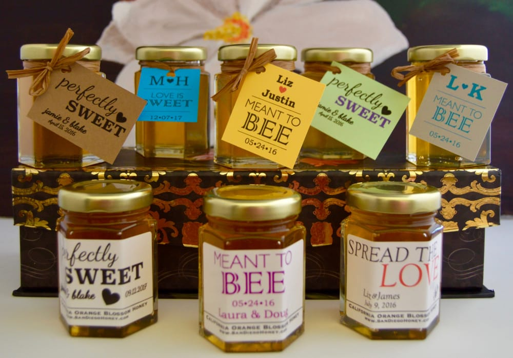 Honey Wedding Favors Also Great For Corporate Gifts Yelp