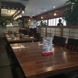 Momoyama Sushi House - Nanuet, NY, United States. Nice, clean decor