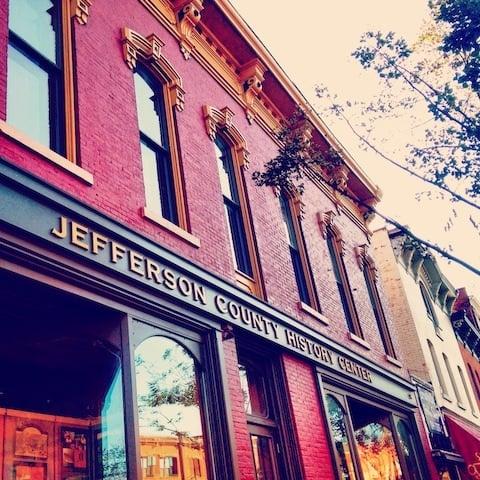 Jefferson County HIstory Center: 172-176 Main St, Brookville, PA