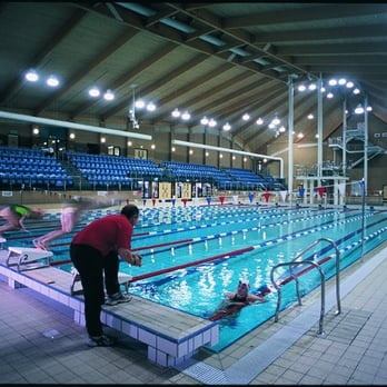 The Quays Eddie Read Swimming Diving Complex Gyms