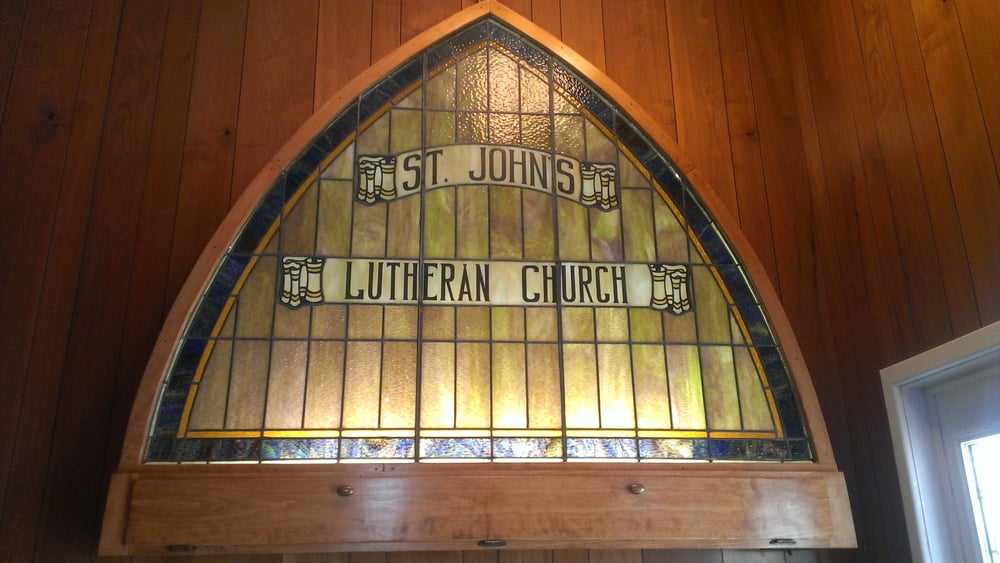 Photo of St John's Lutheran Church: Vergas, MN