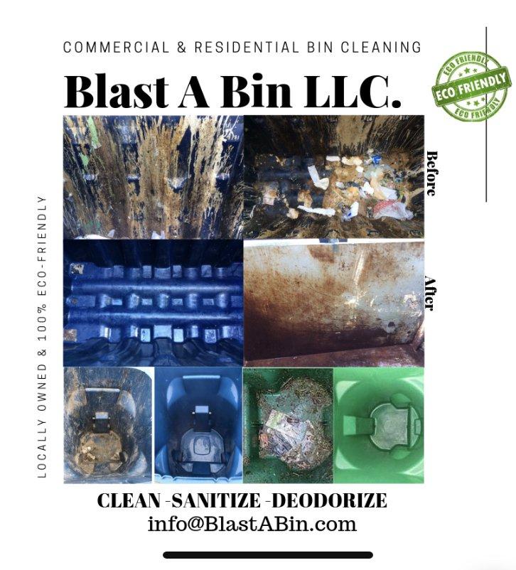 Blast A Bin: New Iberia, LA