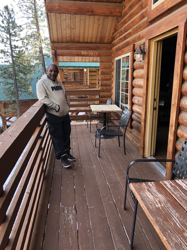 Mt Charleston Lodge Cabins