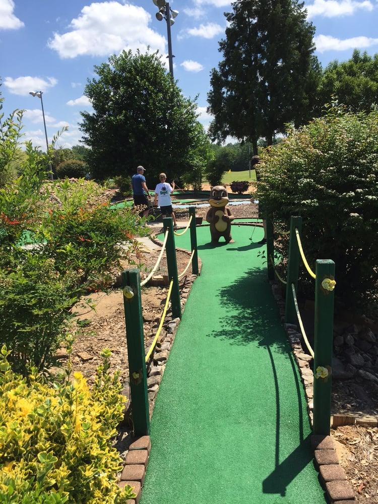 Photo of Peachtree Golf Center - Duluth, GA, United States. I'm