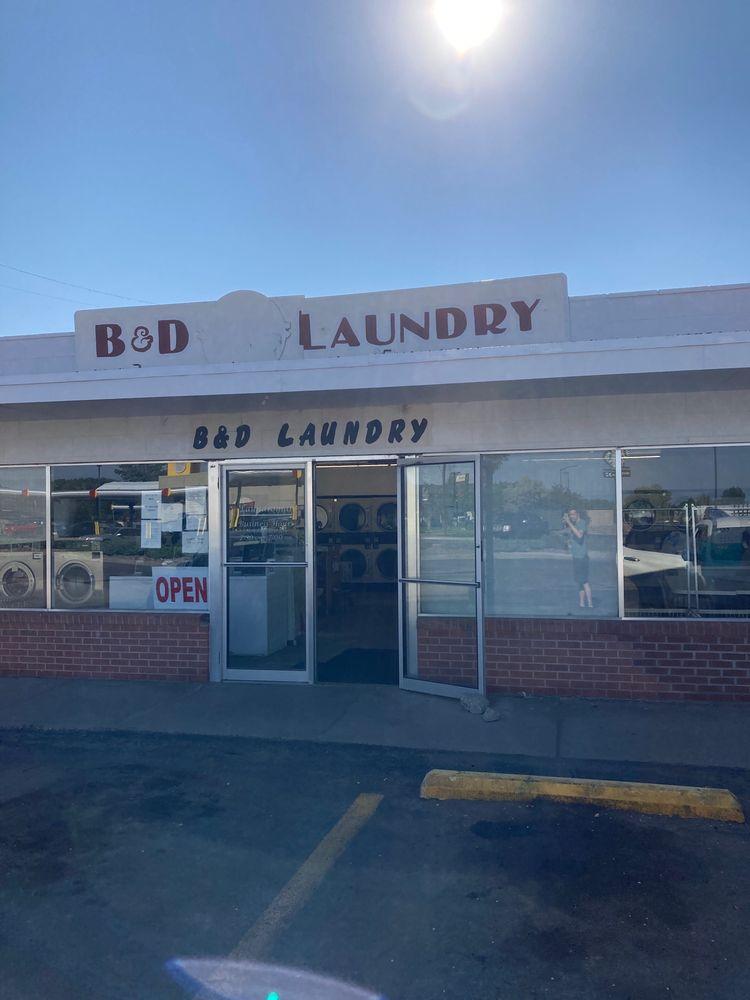 B & D's Laundromat: 510 La Veta Ave, Alamosa, CO