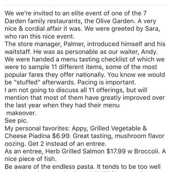 Photo Of Olive Garden Italian Restaurant   Toms River, NJ, United States