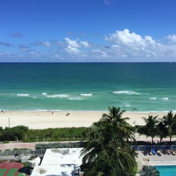 Photo Of Sherry Frontenac Oceanfront Hotel Miami Beach Fl United States Outside