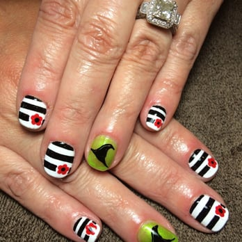 Nails Couture 12 Reviews Nail Salons 131 W College St Griffin