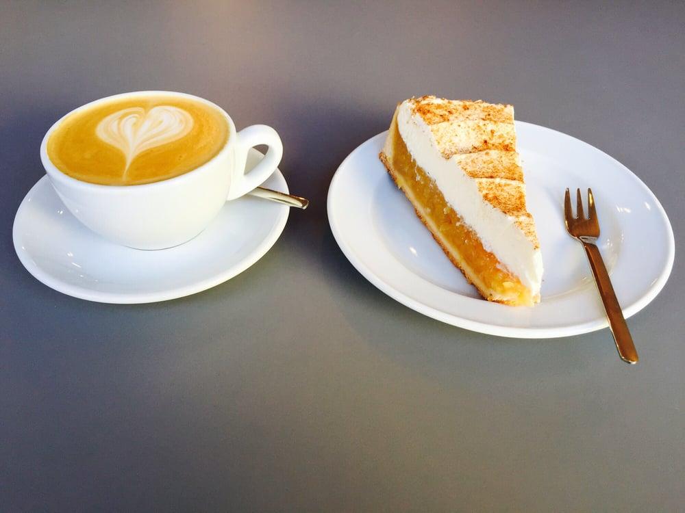 Apfel cappuccino kuchen