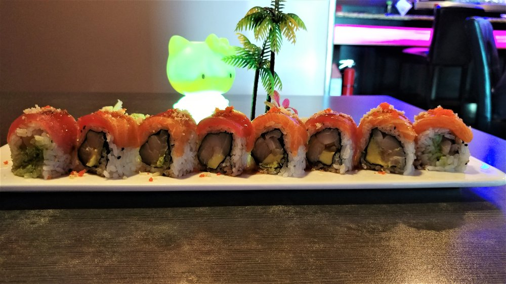 Fuji Sushi & Grill: 22442 State Hwy 249, Houston, TX