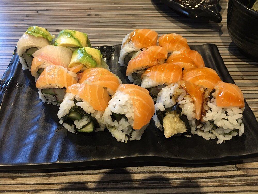 Ye S Sushi Kitchener On