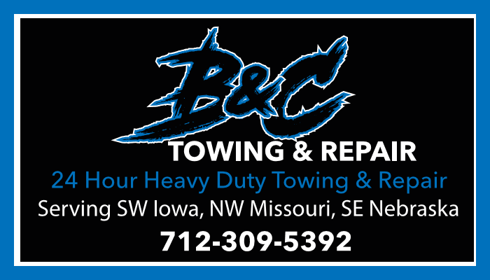 Photo of B & C Towing & Repair: Sidney, IA