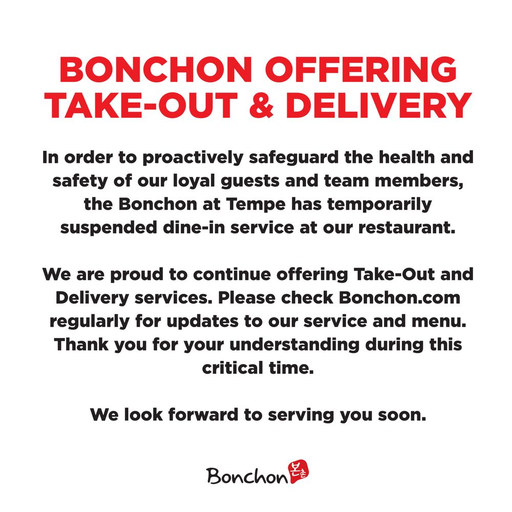 Food from Bonchon Tempe - W Elliot Rd