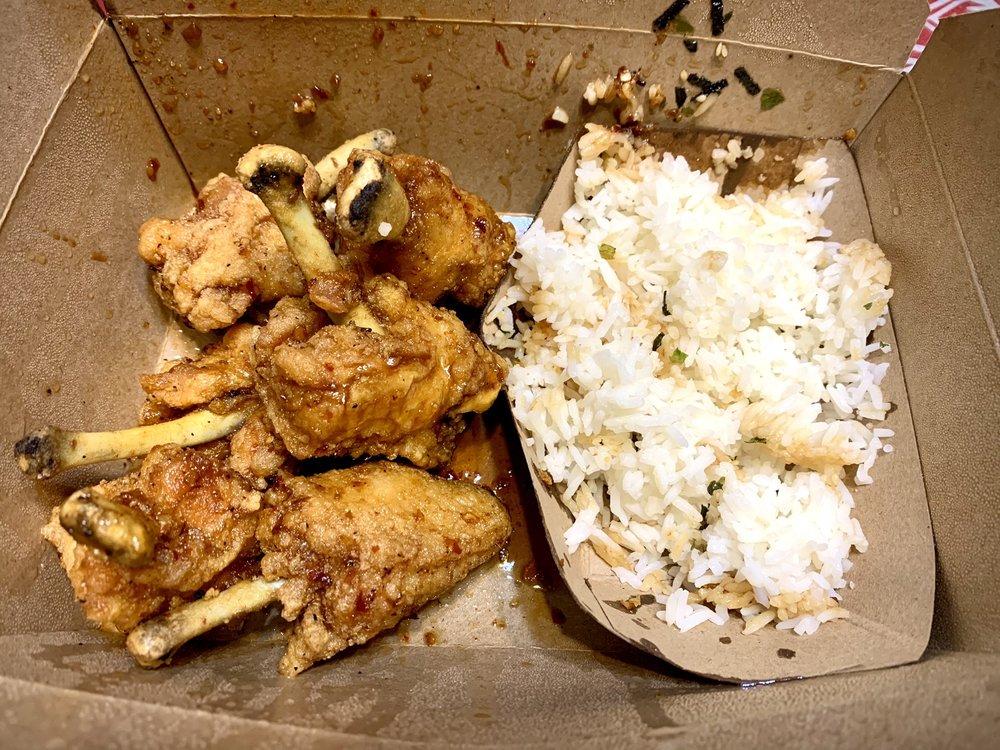 Food from Landbirds