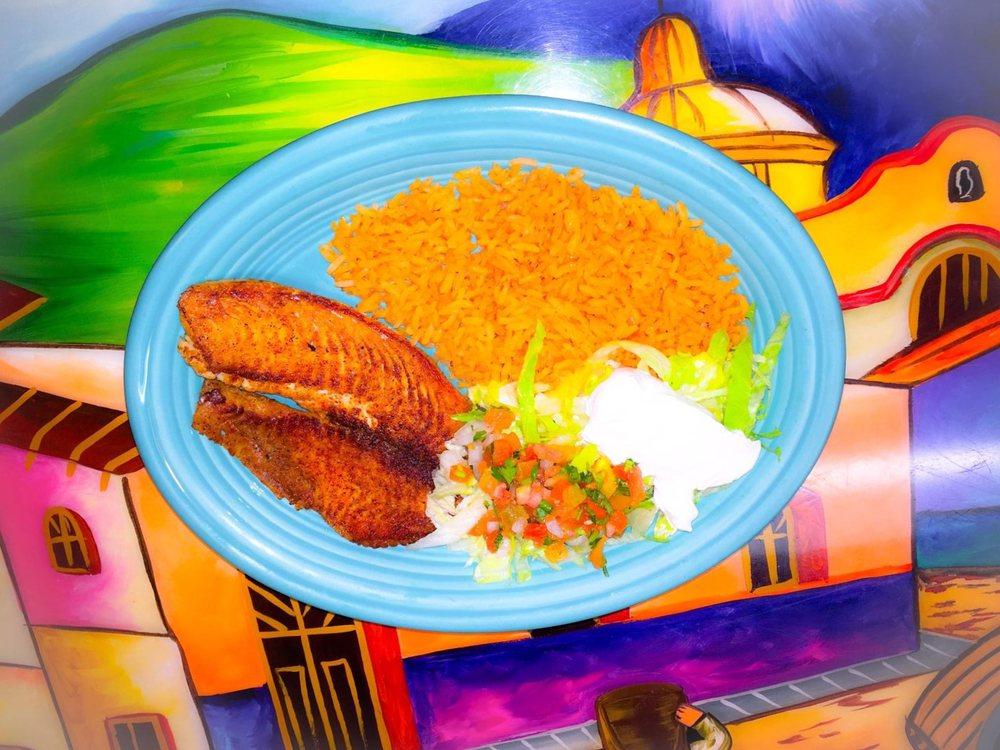 San Marcos Mexican Grill: 303 8th Ave NE, Cairo, GA