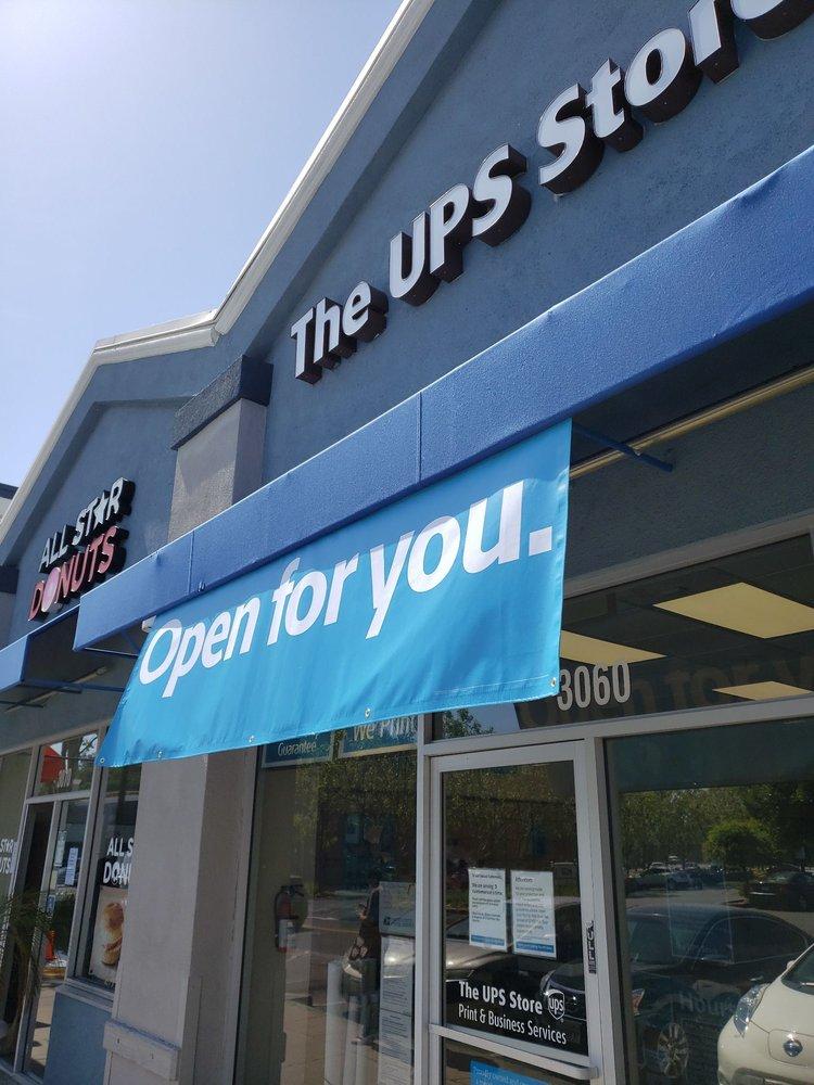 The UPS Store: 3060 El Cerrito Plaza, El Cerrito, CA
