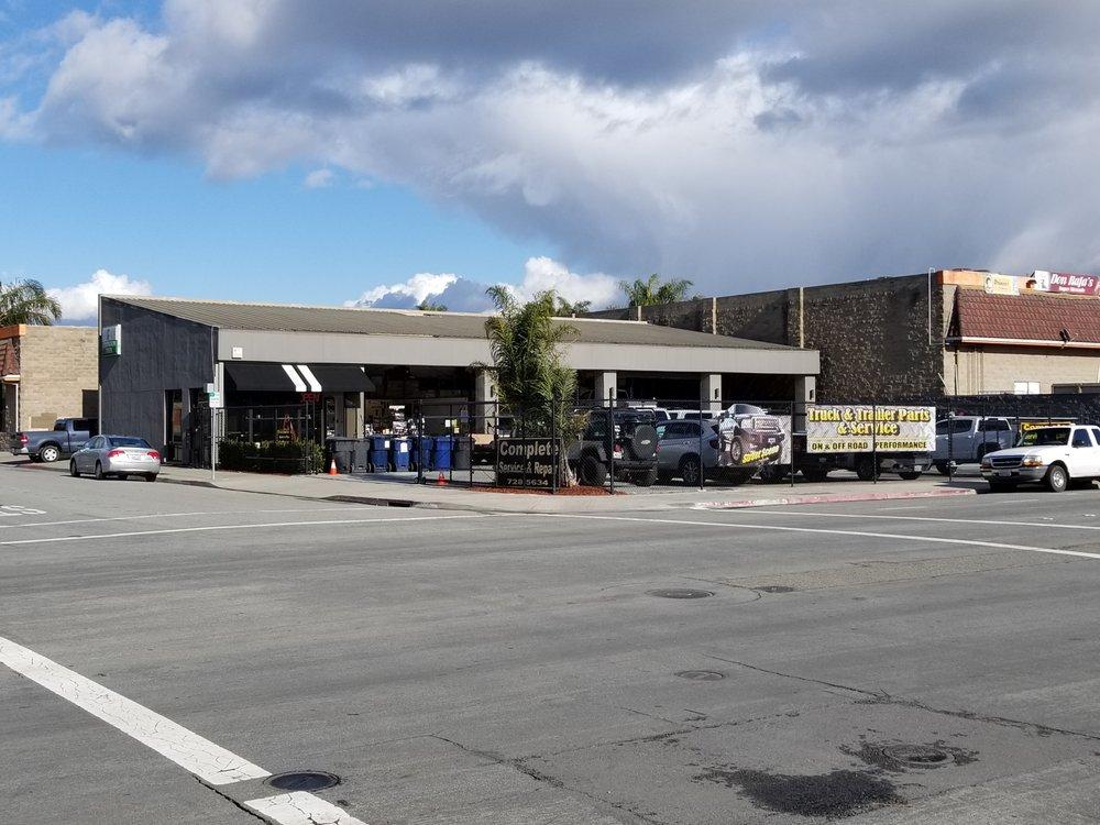 Street Scene: 27 1st St, Watsonville, CA