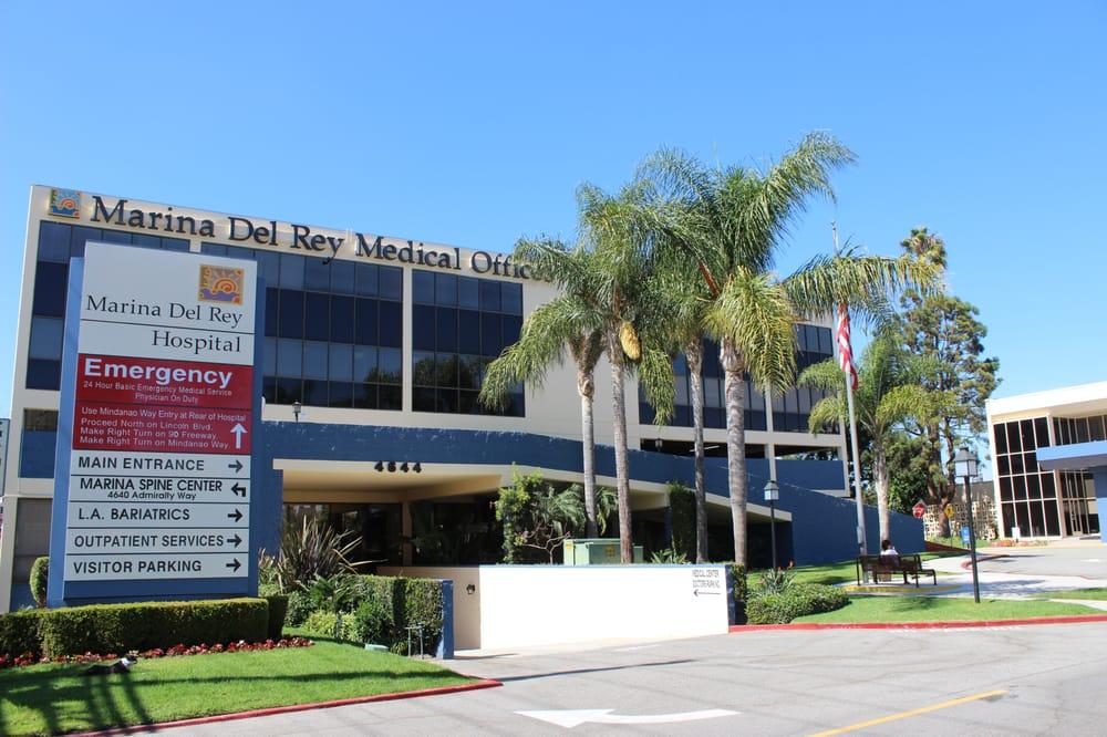 Photos for Marina Del Rey Hospital - Yelp