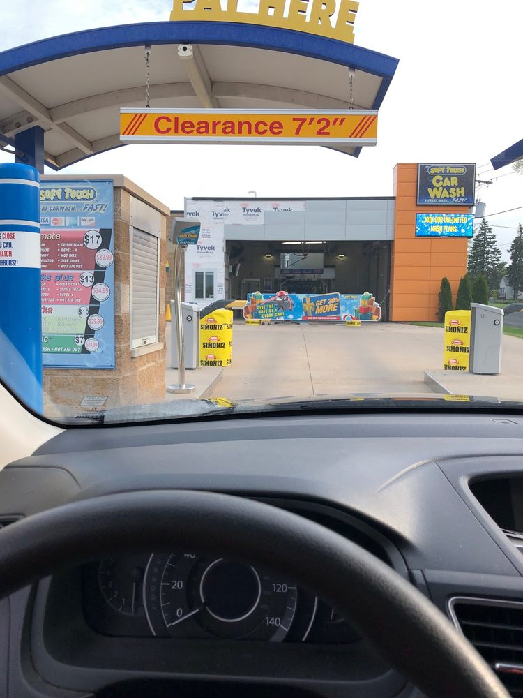 Soft Touch Car Wash: 2206 S Cleveland Ave, Saint Joseph, MI