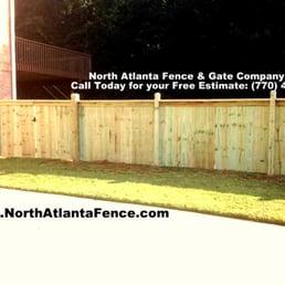 Photos For North Atlanta Fence Amp Gate Company Yelp
