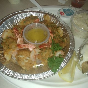 Photo Of Seafood Sams South Yarmouth South Yarmouth Ma United States Baked