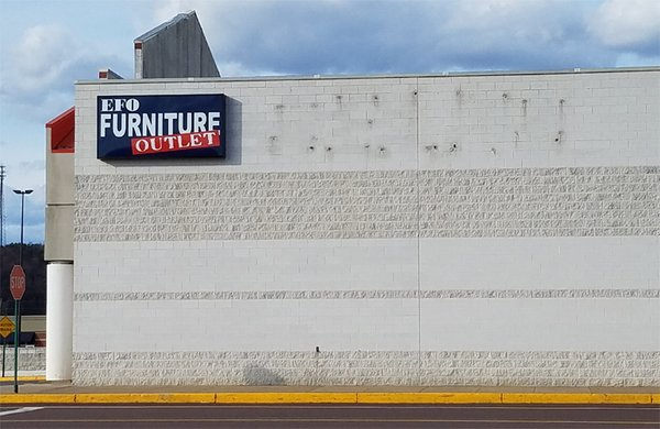 Photo Of EFO Furniture Outlet   Bloomsburg, PA, United States. Storefront.