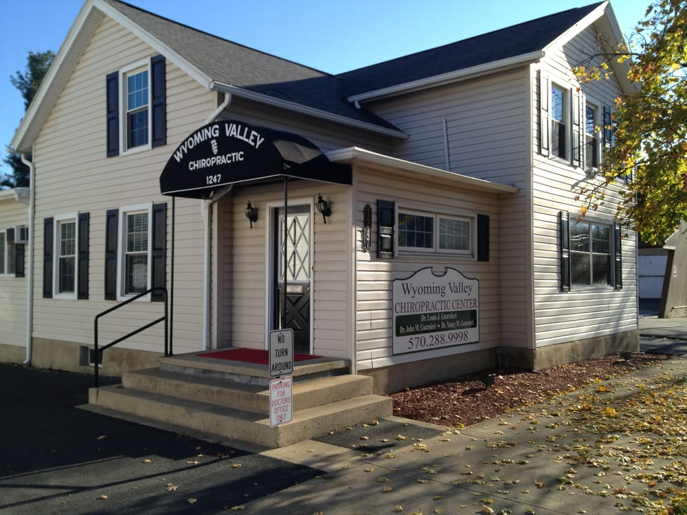 Wyoming Valley Chiropractic Center