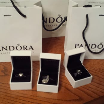 how is a pandora charm packaged