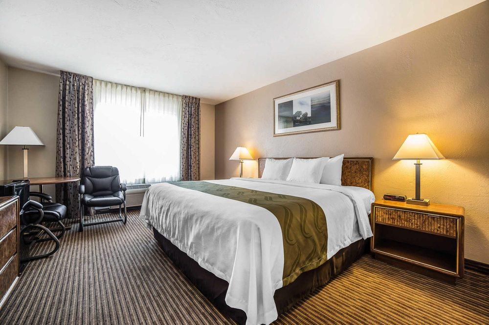 Quality Inn: 540 S Main St, Richfield, UT