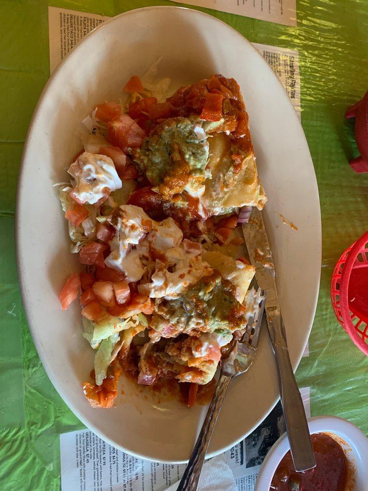 Montezuma Mexican Restaurant: 1319 Railroad Ave, Dolores, CO