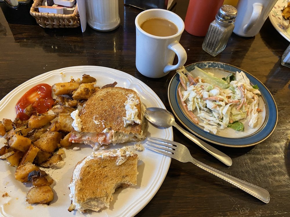Food from Jake's Diner On State Street