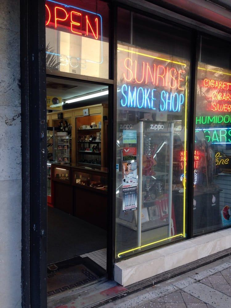 Sunrise Smoke Shop - Tobacco Shops - 903 Sunrise Ln, Fort ...