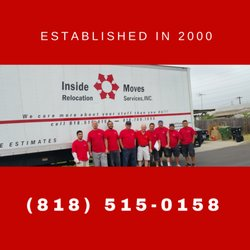 Photo Of Inside Moves Relocation Services Reseda Ca United States