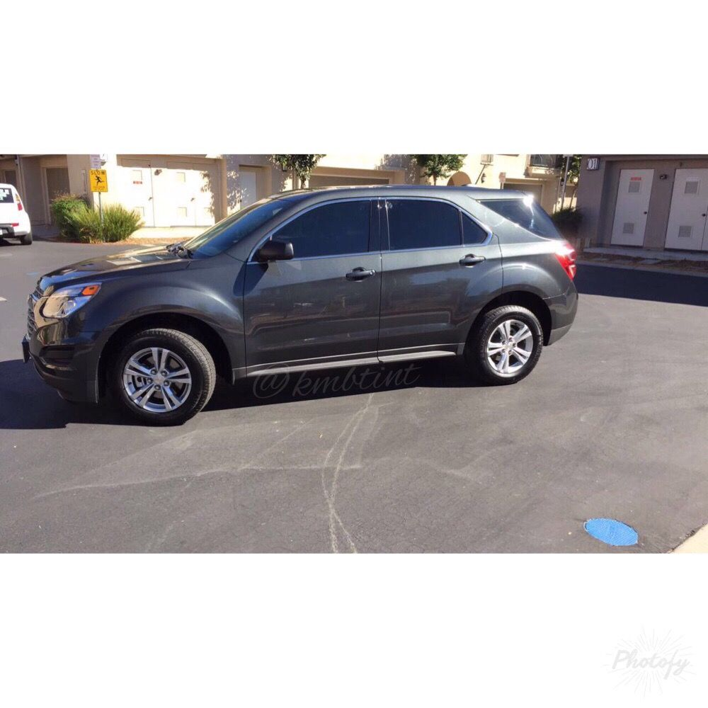 2016 chevy equinox limo tint 5 medium tint 20 yelp for 2 5 window tint